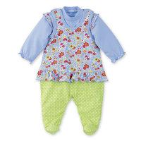 """Shirt oder Overall Gr /""""Weißt du wie .../"""" 2 tlg 74//80 86//92 Baby Set Hose"""