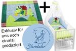 Bettset UND Kinderzimmerteppich Drache Diego STERNTALER