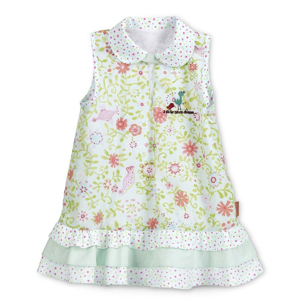 Mädchen Kleid 62 Gr STERNTALER 74137 SOMMER Flamingo NmnOPvy80w
