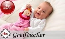 Sterntaler Greiftücher Neuheit 2013