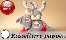 Sterntaler Rasseltiere + Rasselpuppen