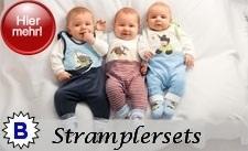 Unterwäsche und Strampler-Sets