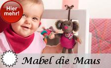 Sterntaler Neuheit 2014: Motiv Serie Mabel die Maus
