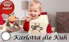 Sterntaler Serien Neuheit 2014 Karlotta die Kuh