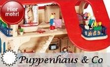 zum Thema: Puppenhaus - Inneneinrichtung, Biegepuppen und Zubehör
