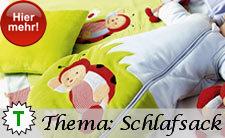 TIPP zur Größenbestimmung: Als Faustregel bei der Wahl der richtigen Größe gilt: Körpergröße des Kindes vom Hals ( Schulter ) bis zum Fuß plus 10 cm Beinfreiheit. Damit ist sichergestellt, dass ein Verrutschen des Schlafsackes ausgeschlossen ist.