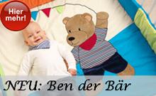 Sterntaler Serie Ben der Bär