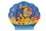 Perlen Bad orange TINTI