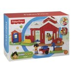 Pferdestall Little People Mattel Fisher-Price