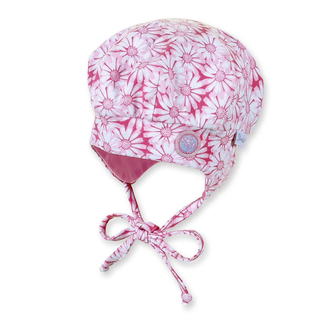 c34051e2a4db SOMMER Mädchen Ballonmütze Schirmmütze STERNTALER 1401670 -K629   eBay