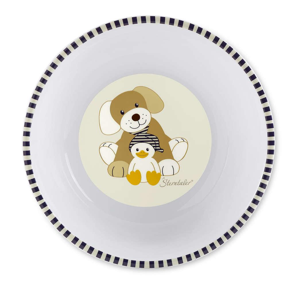 Kinder Eßservice Geschirr Schale Stanley Schaf STERNTALER 6831465 Baby Babyvoeding