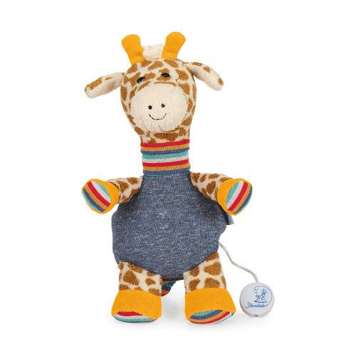 01ef384e9f2f65 Über 100 Melodien wählbar - STERNTALER Kuschelzoo Giraffe Greta 6011951  Spieluhr M