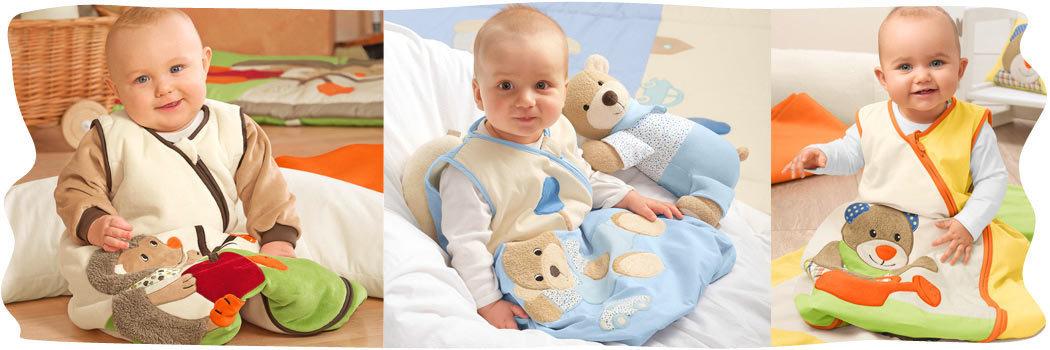 947cc402b138b2 Schlafsackbanner - Spielzeug Online-Shop Babybedarf - ab 15 ...