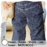 Hosen - Röcke - Shorts