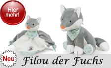 NEU 2017 Sterntaler Serie WALDIS - Filou der Fuchs