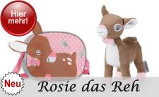 NEU 2017 Sterntaler Serie WALDIS - Rosie das Reh