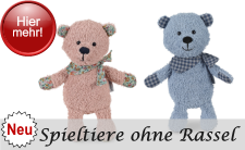 "Sterntaler Spieltiere ohne Rassel ""Kindergarten Collection"""
