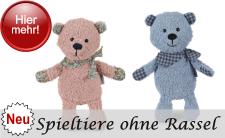 """Sterntaler Spieltiere ohne Rassel """"Kindergarten Collection"""""""