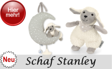 Neuheit 2019 - Sterntaler Serie Schaf Stanley - neues Design