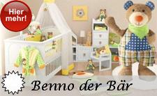 NEU 2013 Sterntaler Serie: Benno der Bär