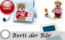 Sterntaler Serie: Berti der Bär