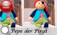 Sterntaler Serie: Pepe der Pirat
