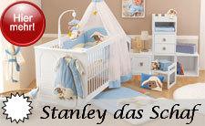 Cm baby bettwäsche stubenwagengarnitur stanley schaf