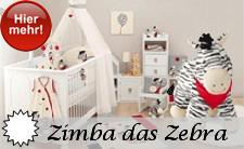NEU 2013 Sterntaler Serie: Zimba das Zebra