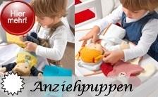 Sterntaler Anziehpuppen - Neuheit 2013