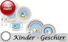 Sterntaler Kindergeschirr - Eßgeschirr im Seriendesign - Neuheit 2013