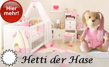 NEU 2013 Sterntaler Pastell Serie: Hetti der Hase