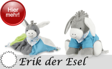 Neuheit 2017 Sterntaler Serie Erik der Esel