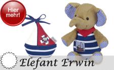 Neuheit 2017 Sterntaler Serie Erwin der Elefant