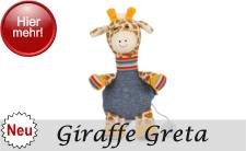 Neuheit 2019 Sterntaler Giraffe Greta