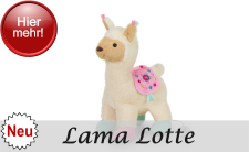 Neuheit 2019 Sterntaler Lama Lotte