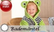 Sterntaler Bademäntel