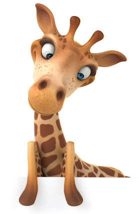 Sterntaler Serie: Gloria die Giraffe