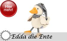 Sterntaler Neuheit 2016 - Motivserie Edda die Ente
