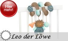 Sterntaler Neuheit 2016 - Motivserie Leo der Löwe