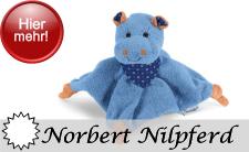 Sterntaler Neuheit 2016 - Motivserie Norbert das Nilpferd